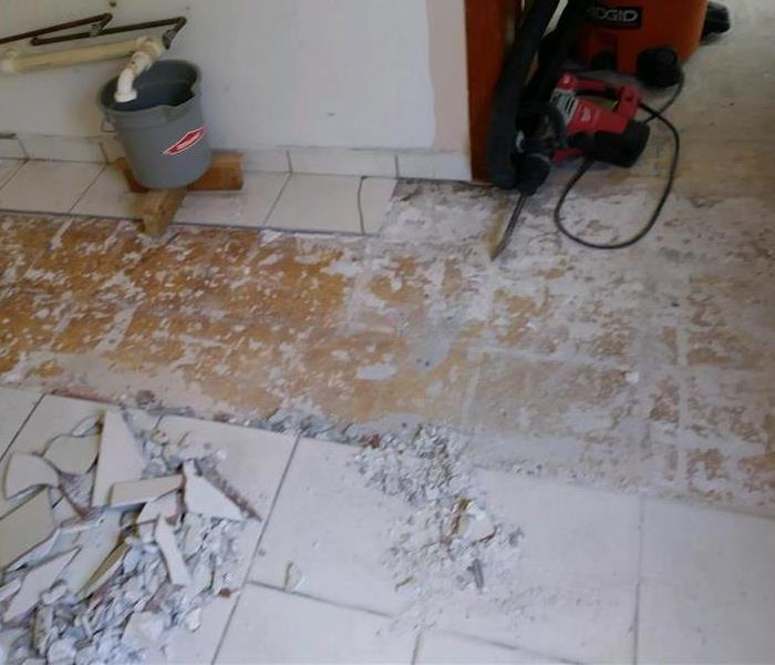 'Do My Tile Floors Need to Come Up?'