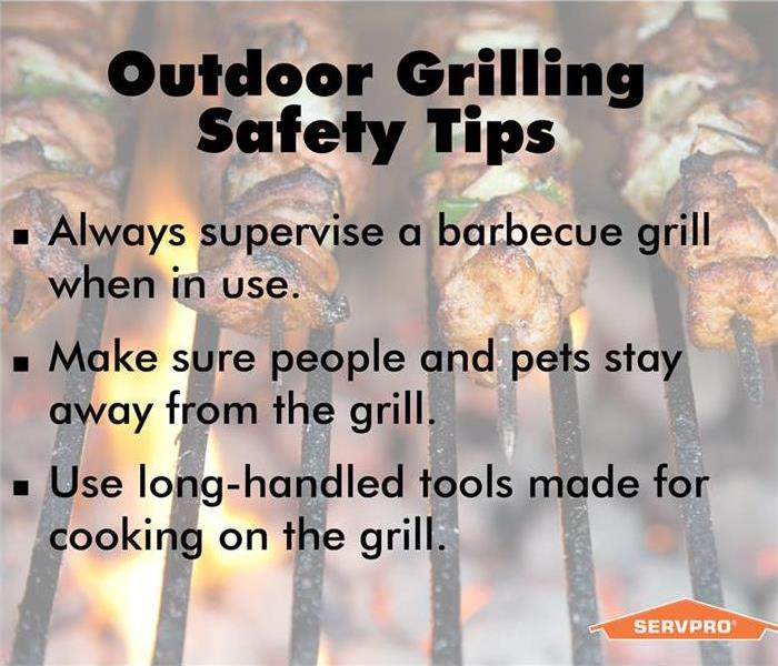 Summer Grilling Tips From SERVPRO of Miami Beach